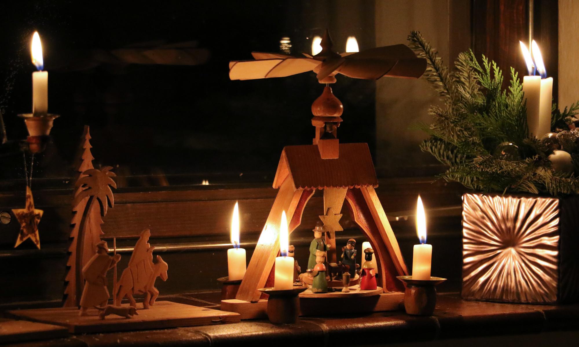 Laubegaster Advent